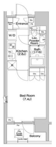 コンフォリア品川EAST / 210 部屋画像1