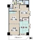 サウスピアコート / 3階 部屋画像1
