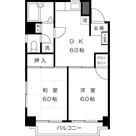 ジュネス川崎 / 2階 部屋画像1