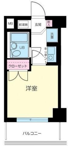 ストーク新丸子弐番館 / 3階 部屋画像1