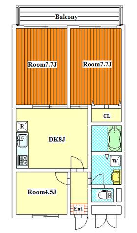 マニフィック飯田 / 302 部屋画像1