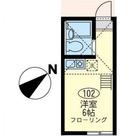 ユナイト小田バーナード・キャッスル / 1階 部屋画像1