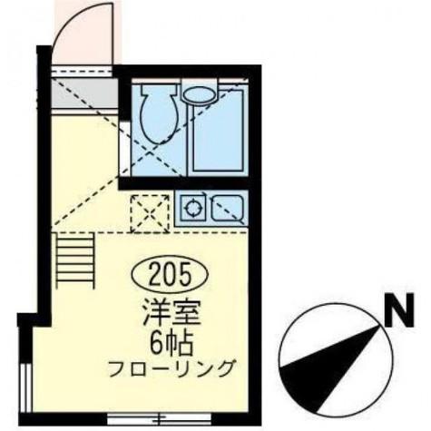 ユナイト小田バーナード・キャッスル / 2階 部屋画像1