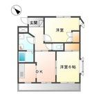 メゾンコンフォース / 3階 部屋画像1