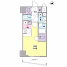 ディアレンス横濱沢渡 / 504 部屋画像1