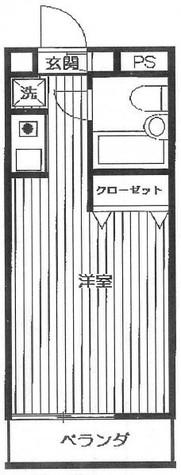 メゾン・ド・ヴェリテ / 4階 部屋画像1