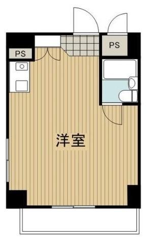 日栄ハイム生麦 / 4階 部屋画像1