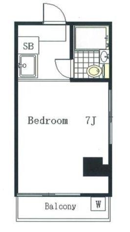 Build Shiobara / 3階 部屋画像1