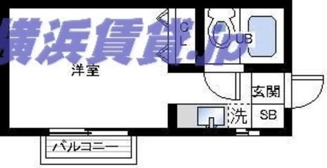 アーバンテラス洋光台 / 1階 部屋画像1
