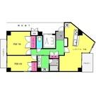 外苑東小川 / 4階 部屋画像1