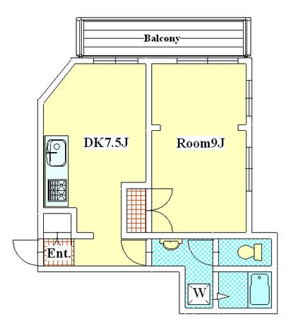 YH,HOUSE / 303 部屋画像1
