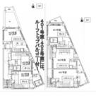 Kukai Terrace恵比寿 / 5階 部屋画像1