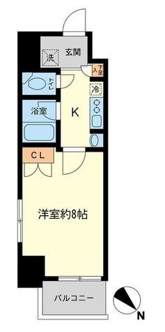 ミラダリッジ / 2階 部屋画像1