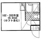 グッドウィル小机 / 1-202 部屋画像1