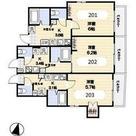 エールドランジュ武蔵小杉 / 2階 部屋画像1
