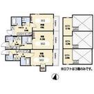 エールドランジュ武蔵小杉 / 3 Floor 部屋画像1
