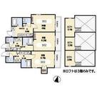 エールドランジュ武蔵小杉 / 3階 部屋画像1