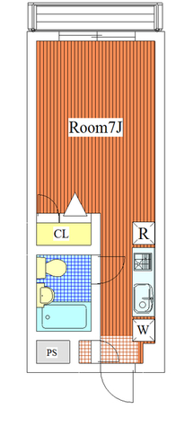 メゾンコスギ / 302 部屋画像1