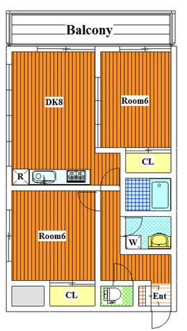 スノーバレー93 (東雪谷2) / 3C 部屋画像1
