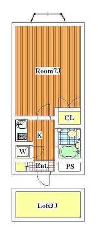 メイプルハウス / 305 部屋画像1