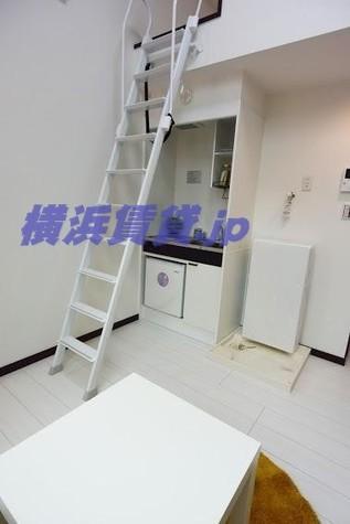 スミカ横浜根岸 / 201 部屋画像1