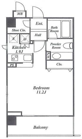 プレミアステージ湯島 / 13 Floor 部屋画像1