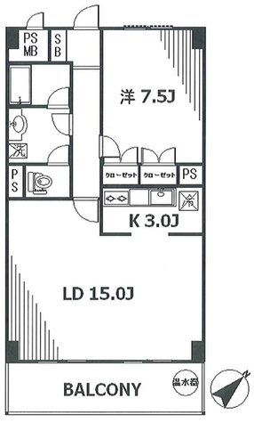 シャトレ代官山ANNEX / 300 部屋画像1
