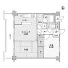 ヴェラハイツ目黒ガーデン / 2階 部屋画像1