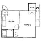 西五反田ハウジング / 202 部屋画像1