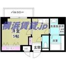 伏見町ハウス / 6階 部屋画像1