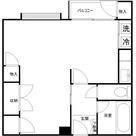 信濃町アジアマンション / 2階 部屋画像1
