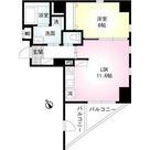 グレイシャスK鵠沼 / 2階 部屋画像1