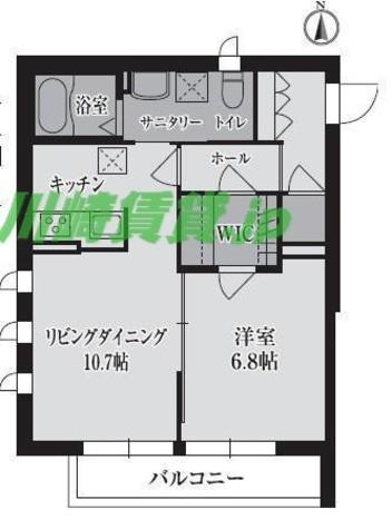 T's garden川崎大師Ⅰ棟(ティーズガーデン川崎大師) / 2階 部屋画像1