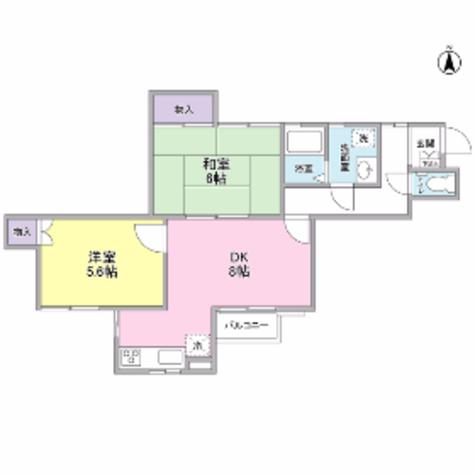 フェリースSEYA瀬谷 / 1階 部屋画像1