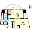 ディアレンス横濱沢渡 / 608 部屋画像1