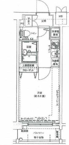 ドルチェ横浜桜木町 / 4階 部屋画像1