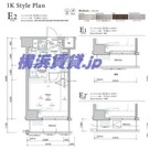 SYNEX横濱阪東橋Ⅱ / 405 部屋画像1