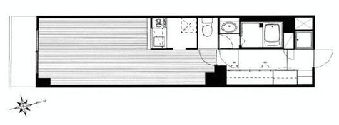 ヴェラハイツ恵比寿 / 2階 部屋画像1