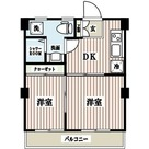 さつきビル / 3階 部屋画像1