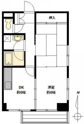 レジデンス池上 / 2階 部屋画像1