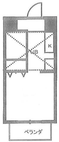 BoatHouse(ボートハウス) / 6階 部屋画像1