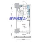 パークアクシス横濱関内スクエア / 712 部屋画像1
