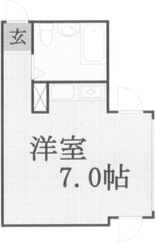 橋口デンタルビル / 4階 部屋画像1