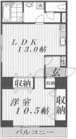 第5三和ビル / 301 部屋画像1