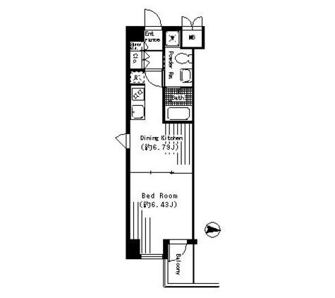 プラッツ大和 / 5階 部屋画像1