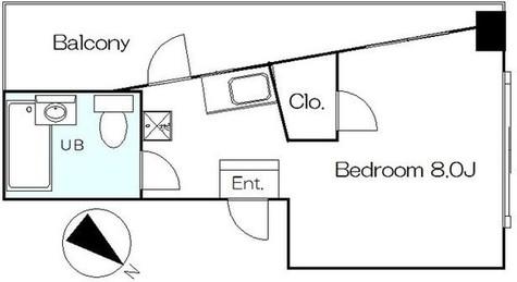 グリーンヴァリー河田 / 3階 部屋画像1