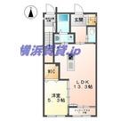 ベルルミエール湘南 / 1階 部屋画像1