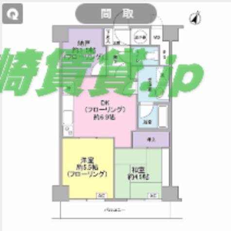 ライオンズマンション川崎第3 / 5階 部屋画像1