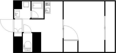 ヴィラ・デル・ソーレ扇町 / 7階 部屋画像1