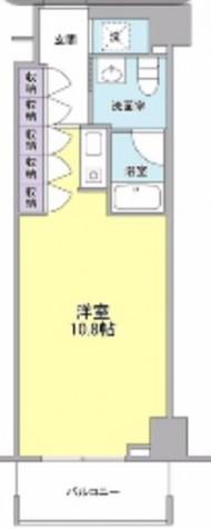 セントラル白楽 / 3階 部屋画像1